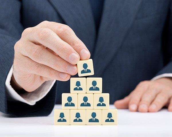 Best Fit Talent Pyramid